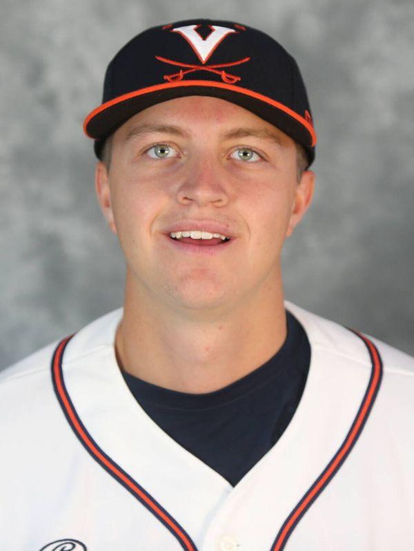 Mark Ostbye - Baseball - Virginia Cavaliers