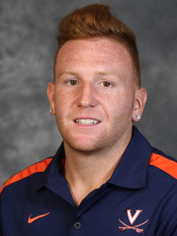 Chris Somerville - Men's Soccer - Virginia Cavaliers
