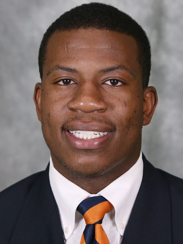 Anthony Johnson - Football - Virginia Cavaliers
