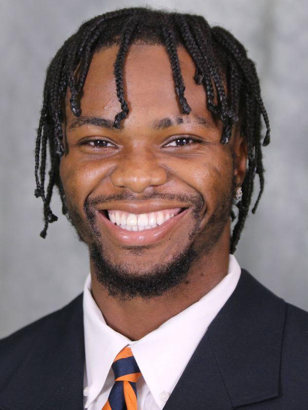 Ugo Obasi - Football - Virginia Cavaliers