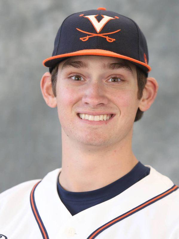 Nathaniel Abel - Baseball - Virginia Cavaliers