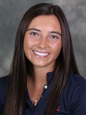 Celeste Valinho - Women's Golf - Virginia Cavaliers
