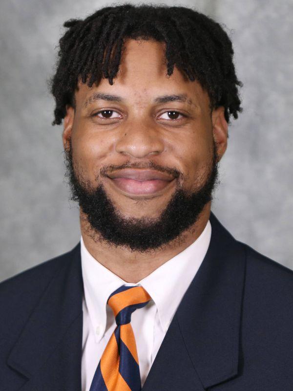 Javin Burke - Football - Virginia Cavaliers