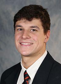 Justin Grender - Swimming & Diving - Virginia Cavaliers