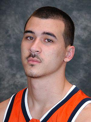 Jason Cain - Men's Basketball - Virginia Cavaliers