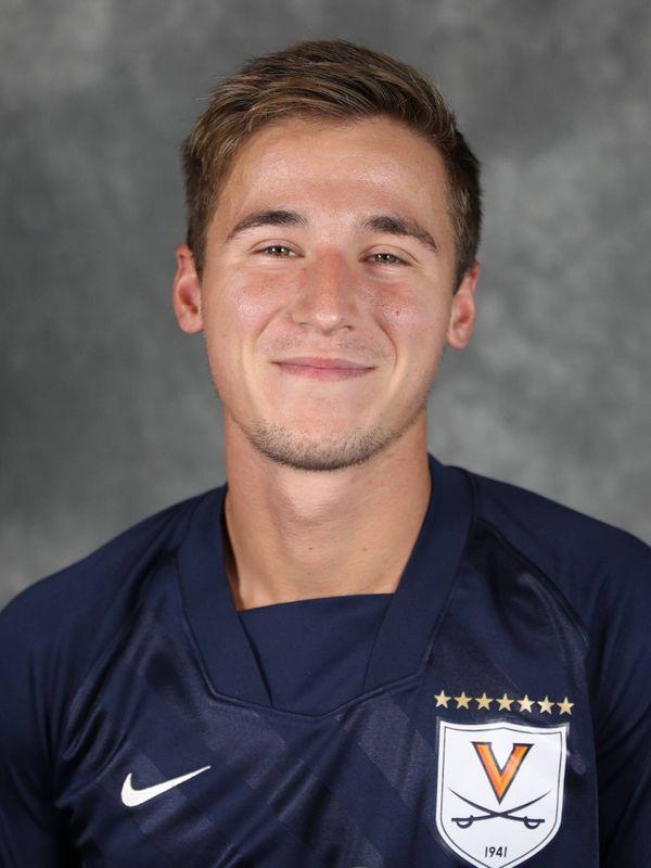 Daniel Wright - Men's Soccer - Virginia Cavaliers