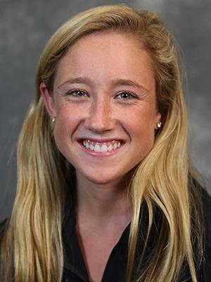 Dylan MacDonald - Women's Rowing - Virginia Cavaliers