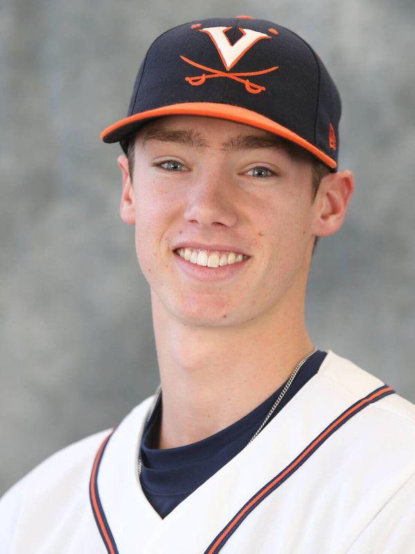 Cameron Tekker - Baseball - Virginia Cavaliers