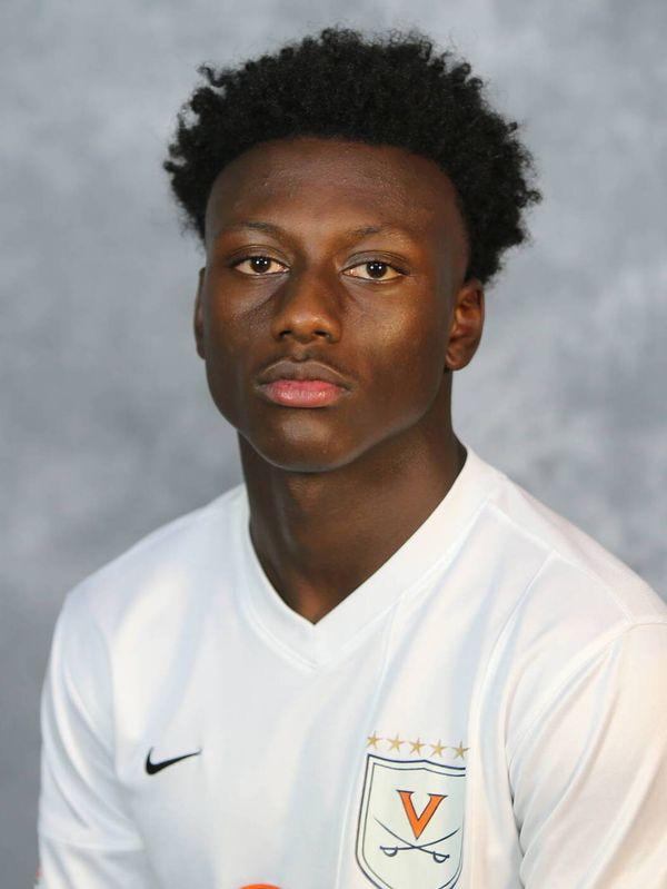 Derrick Etienne - Men's Soccer - Virginia Cavaliers