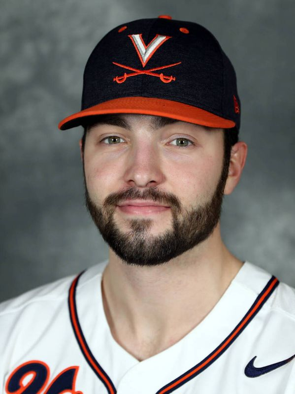 Marc Lebreux - Baseball - Virginia Cavaliers