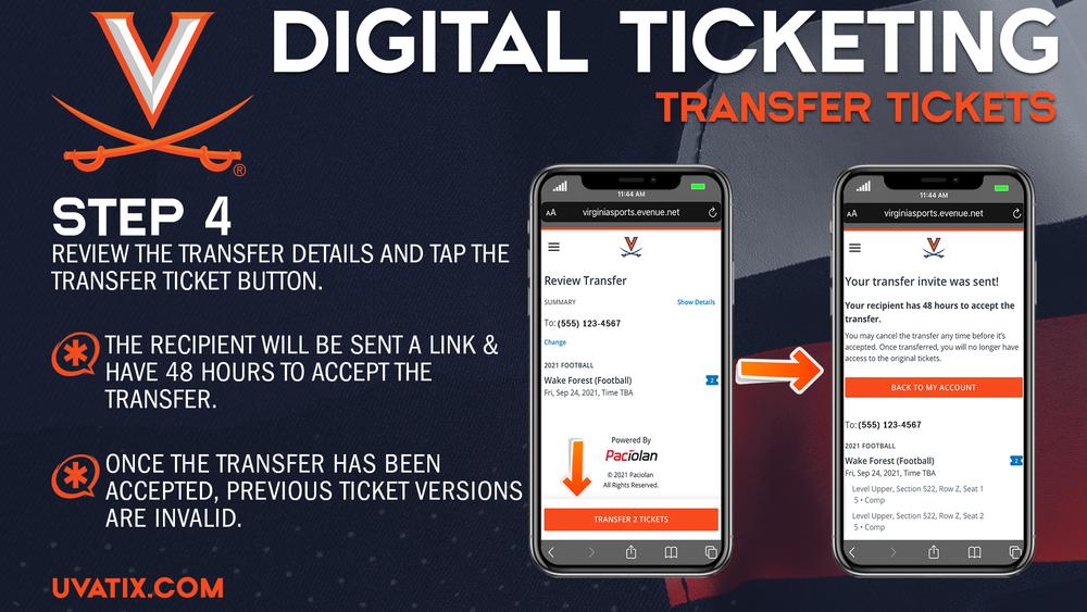 Digital Ticketing Transfer - 2