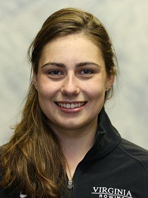 Martine van den Boomgaard - Women's Rowing - Virginia Cavaliers