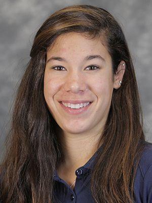 Kristen Hickman - Women's Rowing - Virginia Cavaliers