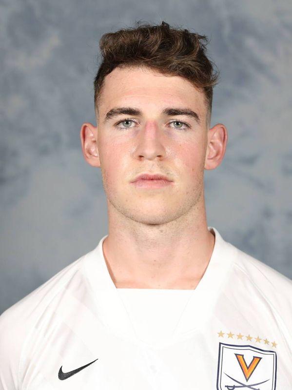 Louis Evans - Men's Soccer - Virginia Cavaliers