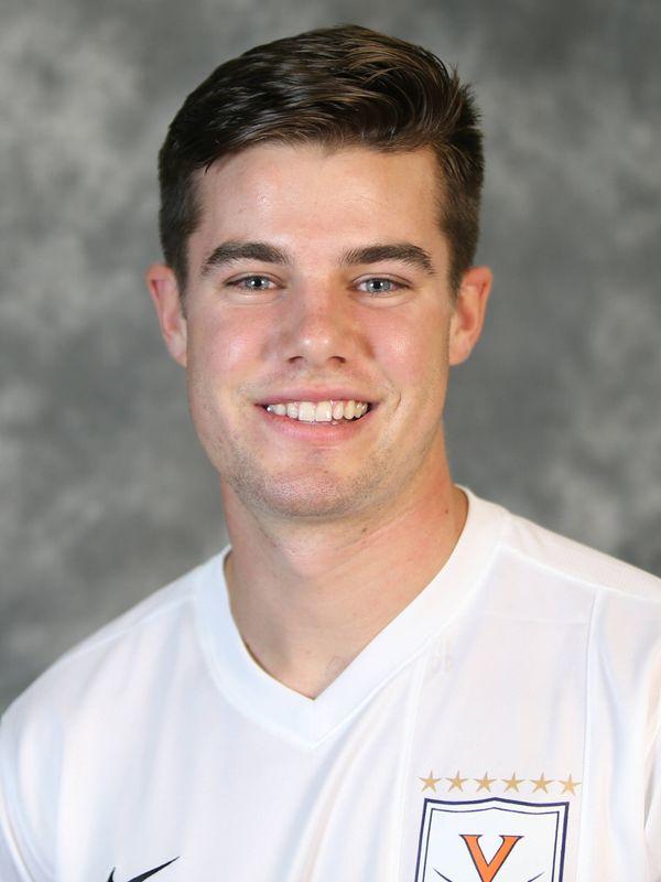 Grant Silvester - Men's Soccer - Virginia Cavaliers