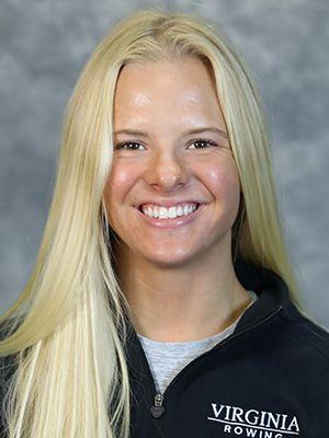 Kate Edmondson - Women's Rowing - Virginia Cavaliers