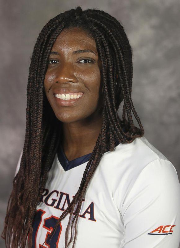 Mattison Matthews - Women's Volleyball - Virginia Cavaliers