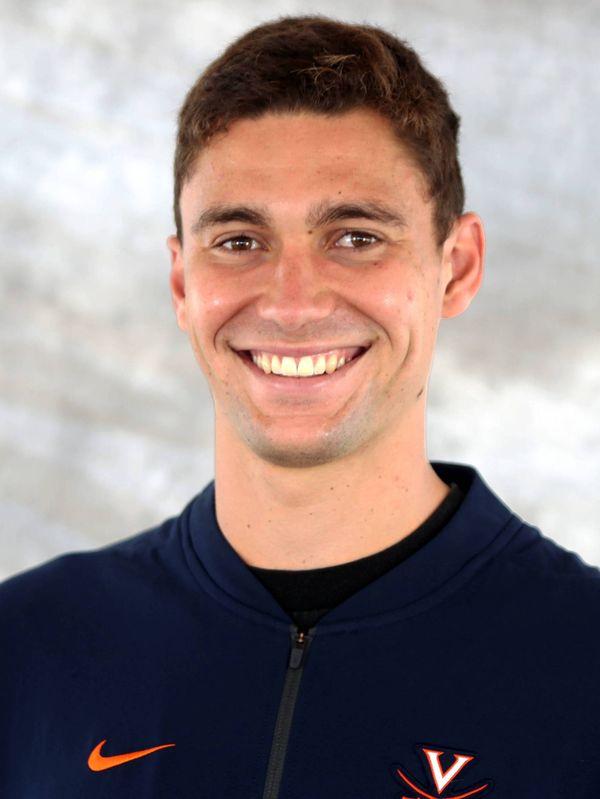 Ka'eo Kruse - XC/Track - Virginia Cavaliers