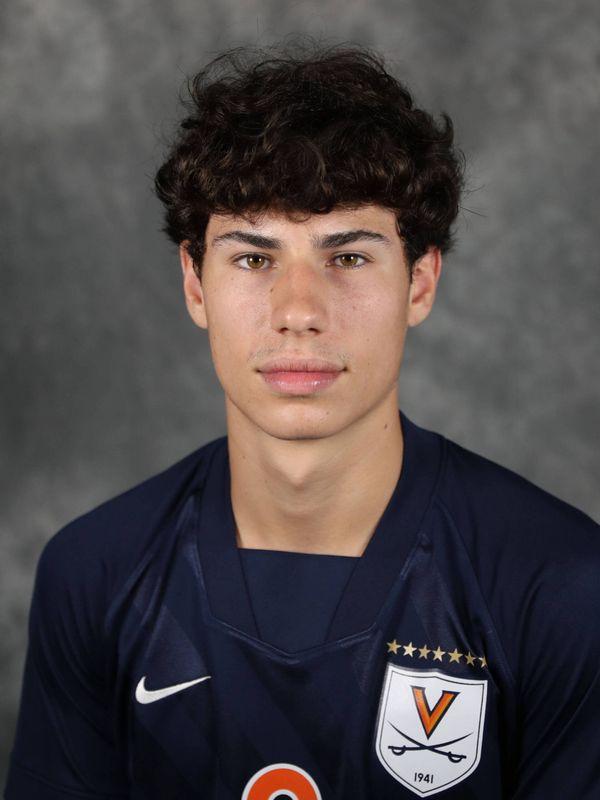 Jules Anderson - Men's Soccer - Virginia Cavaliers
