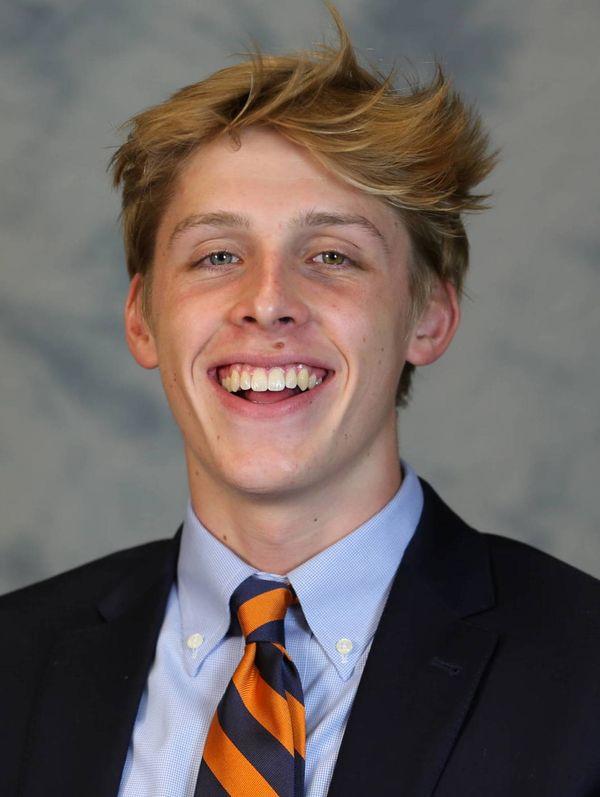 Samuel Schilling - Swimming & Diving - Virginia Cavaliers
