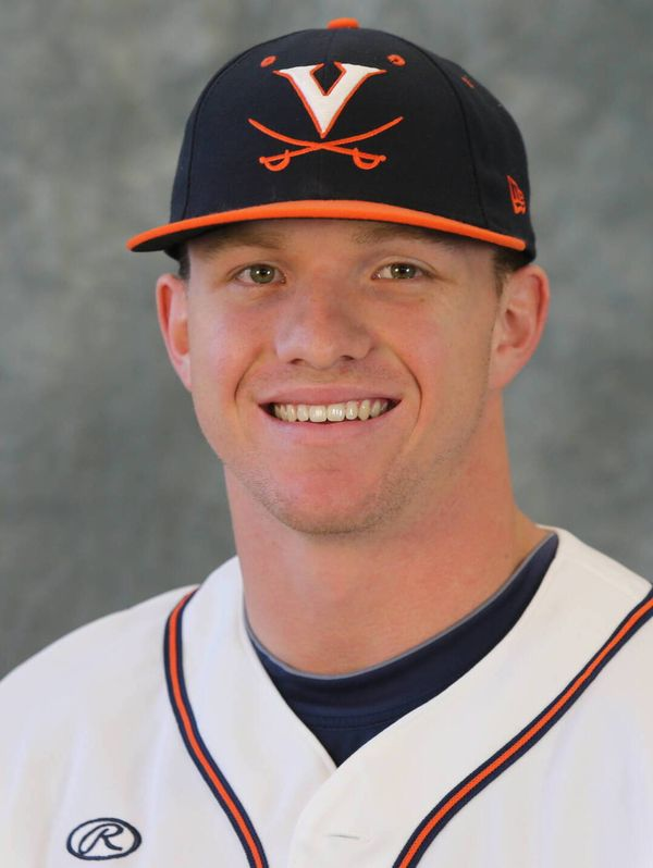 Derek Fisher - Baseball - Virginia Cavaliers