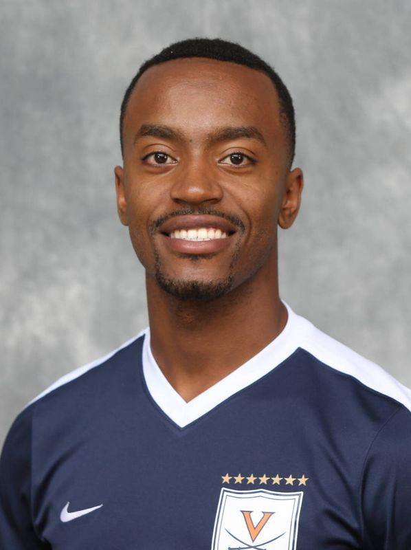 Fabrice Shema - Men's Soccer - Virginia Cavaliers