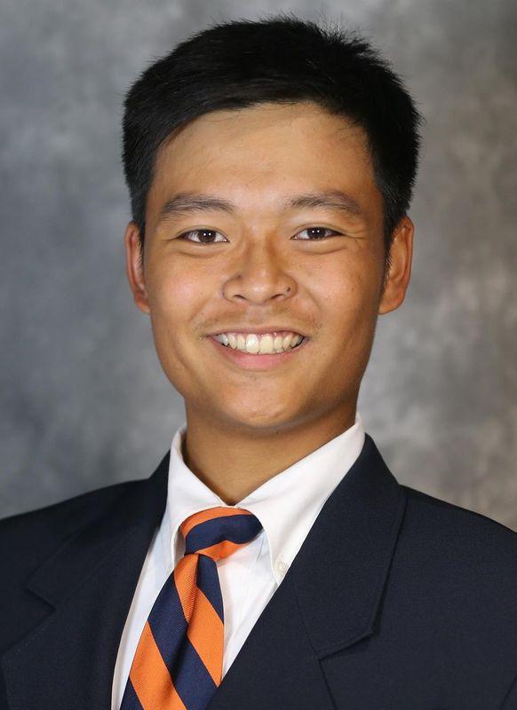 Brandon Yoon - Men's Golf - Virginia Cavaliers