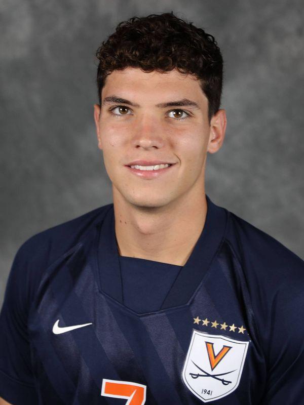 Leo Afonso - Men's Soccer - Virginia Cavaliers