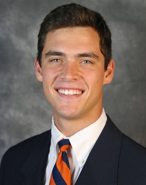 Nash Griffin - Football - Virginia Cavaliers