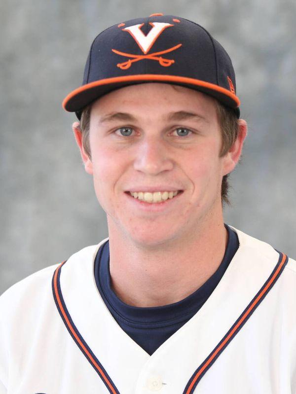 Tyler Carrico - Baseball - Virginia Cavaliers