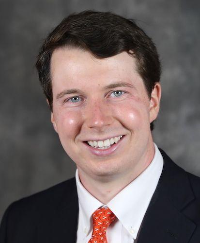 Christopher White - Men's Golf - Virginia Cavaliers