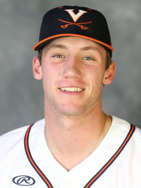 Andy Weber - Baseball - Virginia Cavaliers