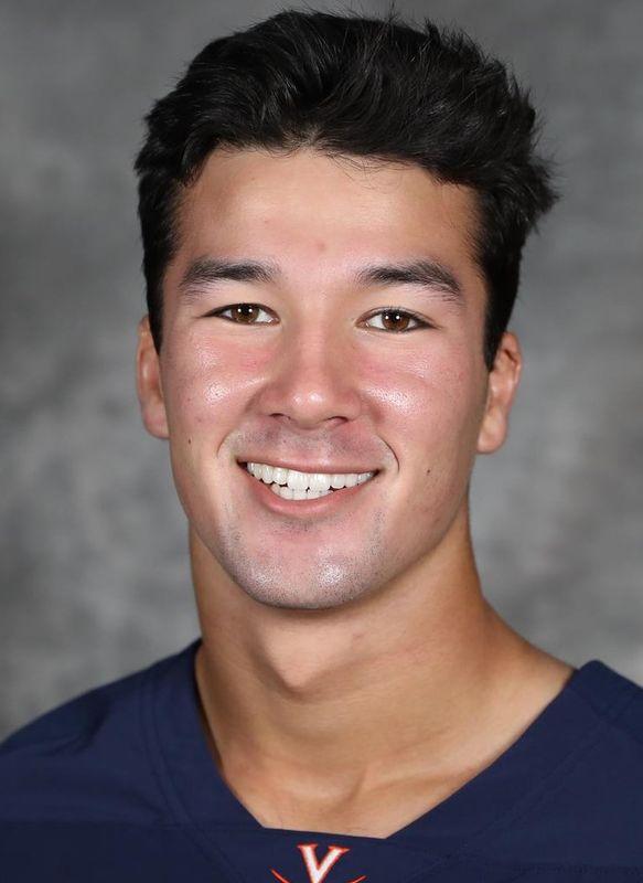 Quentin Matsui - Men's Lacrosse - Virginia Cavaliers