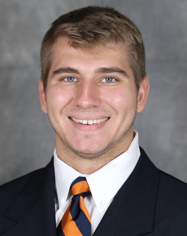 Matt Gahm - Football - Virginia Cavaliers