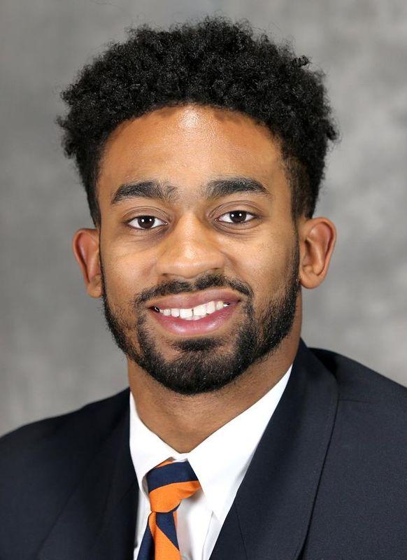 Jalen Harrison - Football - Virginia Cavaliers