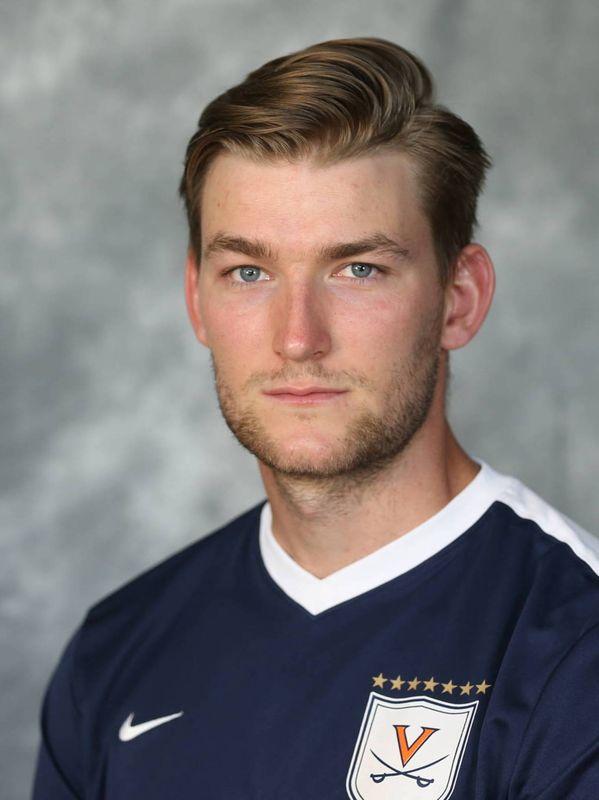 Liam Jenkins - Men's Soccer - Virginia Cavaliers