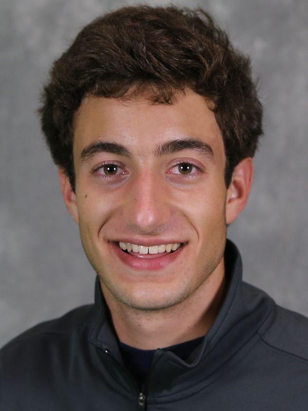 Nathan Mountain - XC/Track - Virginia Cavaliers