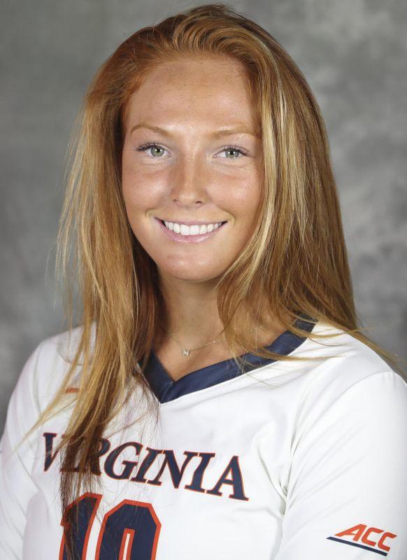 Maddie Boylston - Women's Volleyball - Virginia Cavaliers
