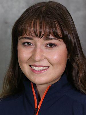 Helena  Lindsay  - XC/Track - Virginia Cavaliers