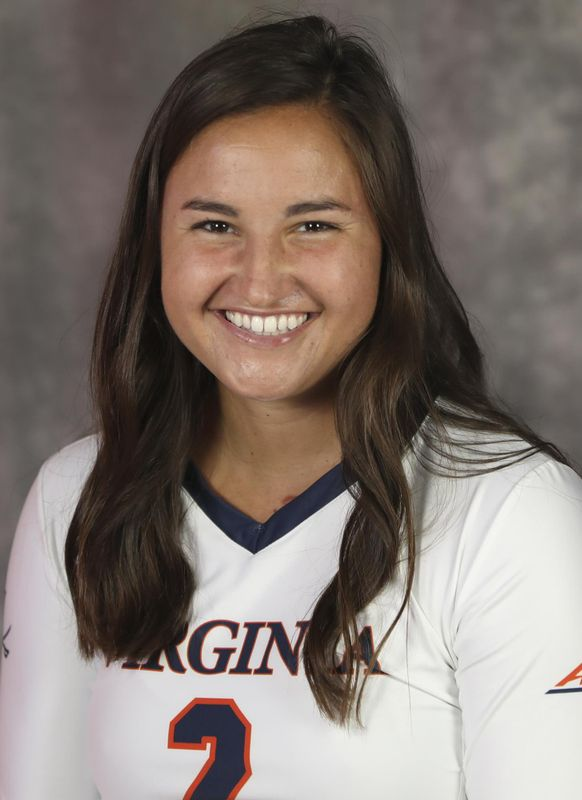 Alex Spencer - Women's Volleyball - Virginia Cavaliers
