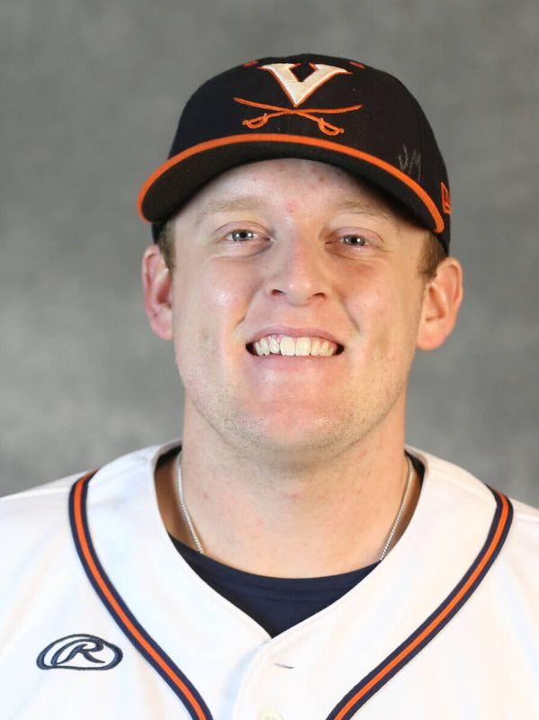 Nate Eikhoff - Baseball - Virginia Cavaliers