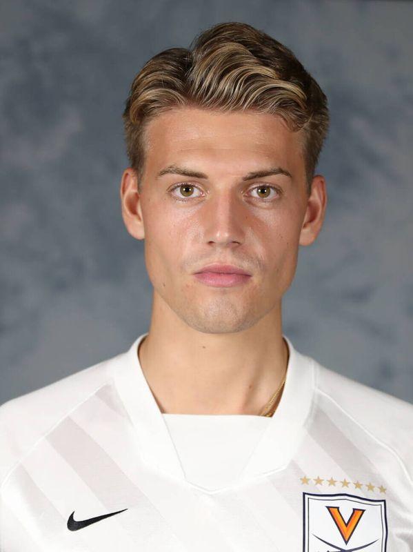 Andreas Ueland - Men's Soccer - Virginia Cavaliers