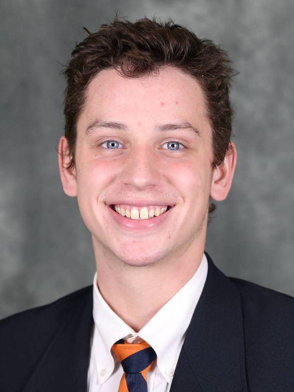 Jack Moore - Swimming & Diving - Virginia Cavaliers