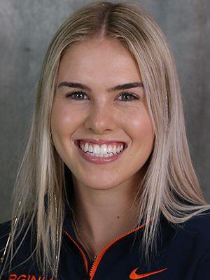 Caroline Bowe - XC/Track - Virginia Cavaliers