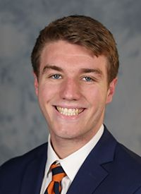 Bryce Shelton - Swimming & Diving - Virginia Cavaliers