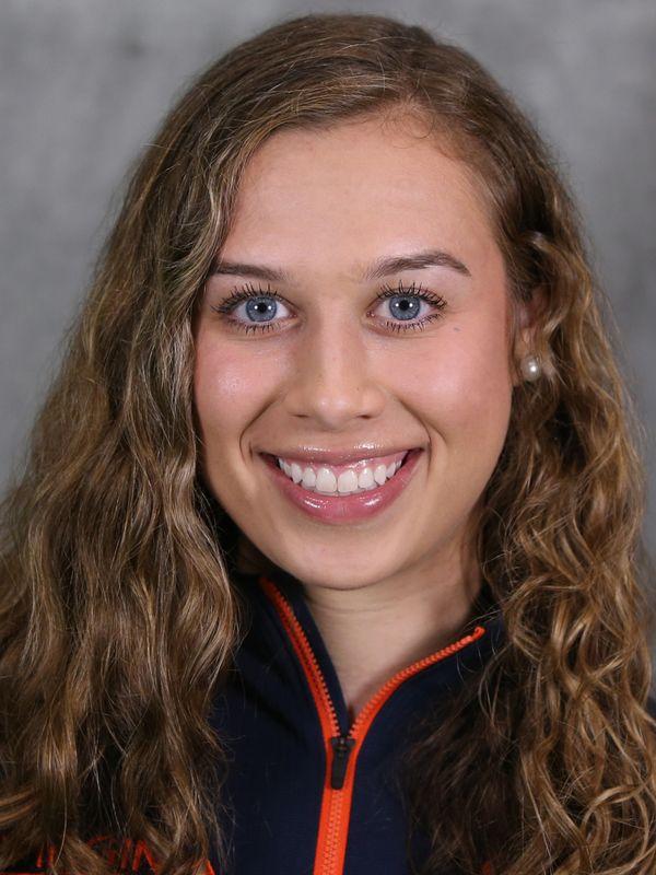 Leya Salis - XC/Track - Virginia Cavaliers