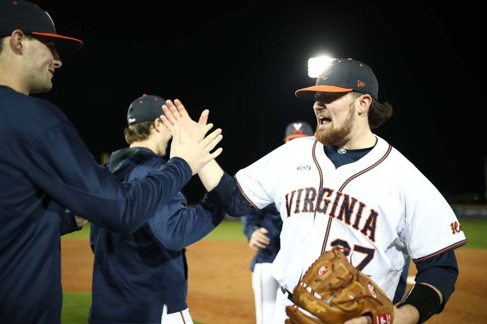 Virginia vs. Oklahoma