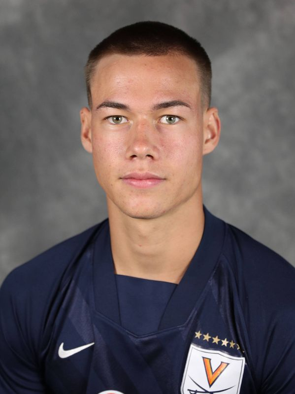 Nils Henry  Orywol - Men's Soccer - Virginia Cavaliers