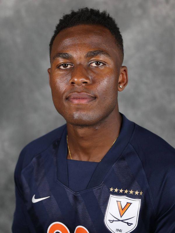 Cabrel Happi Kamseu - Men's Soccer - Virginia Cavaliers