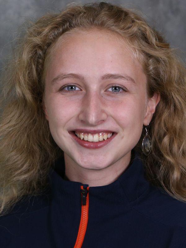 Anzhelika Parenchuk - XC/Track - Virginia Cavaliers
